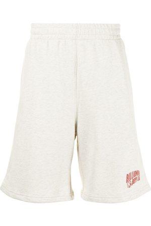 Billionaire Boys Club Logo-embroidered track shorts