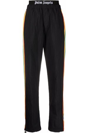 Palm Angels Rainbow aftersport track trousers