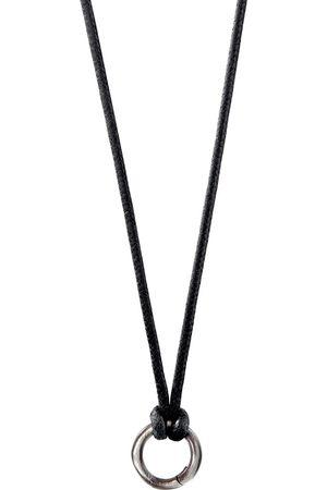 David Yurman Muži Náhrdelníky - Circle amulet necklace