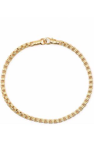 TOM WOOD Gold-plated sterling silver Venetian bracelet
