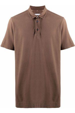 BALLANTYNE Muži S límečkem - Classic cotton polo shirt