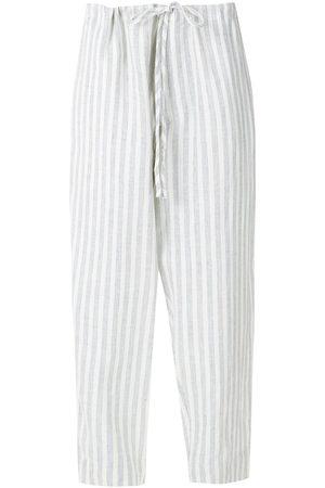 OSKLEN Ženy Široké nohavice - Baltic stripes trousers