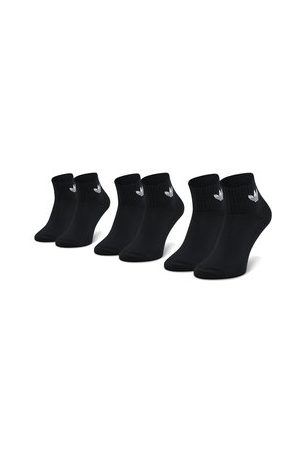 Adidas Ponožky - Sada 3 párů vysokých ponožek unisex
