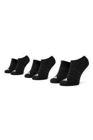 Adidas Sada 3 párů kotníkových ponožek unisex