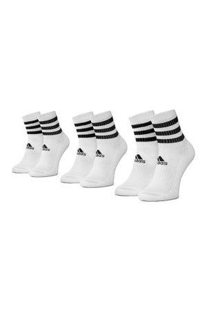 adidas Sada 3 párů vysokých ponožek unisex