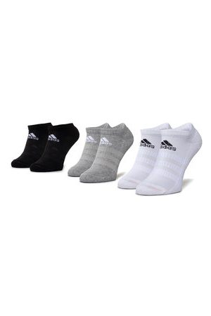 adidas Sada 3 párů nízkých ponožek unisex