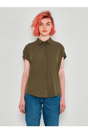 Noisy May Ženy S dlouhým rukávem - Košile s krátkým rukávem Atle