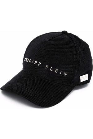 Philipp Plein Logo-plaque baseball cap