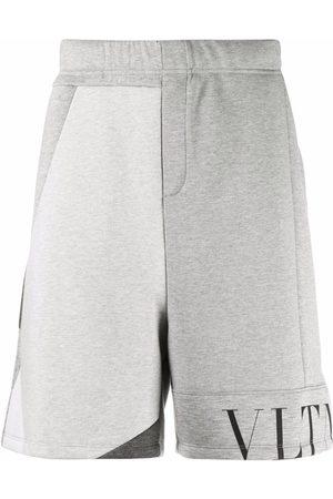 Valentino VLTN-print shorts