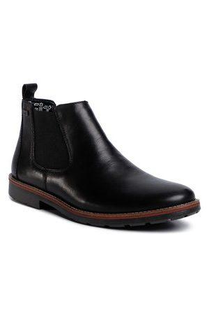 Rieker Kotníková obuv s elastickým prvkem