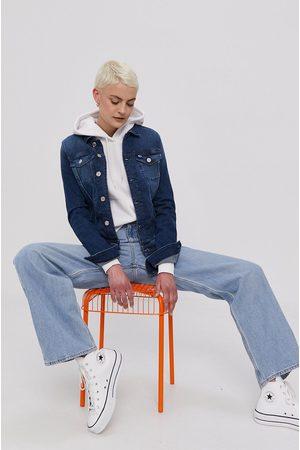 Tommy Jeans Džínová bunda