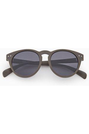 Zara Děti Sluneční brýle - Sluneční brýle se vzorem kamufláže
