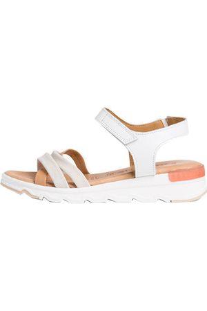 Tamaris Dámské kožené sandále