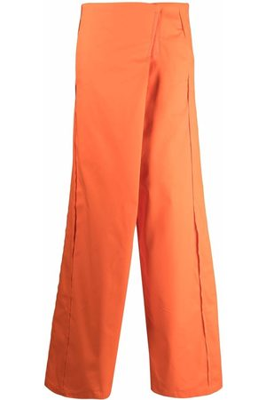 SUNNEI High-waisted wide trousers