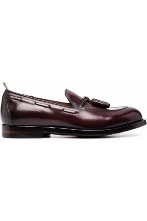Officine creative Ivy leather loafers