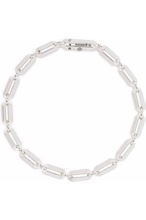 Le Gramme 25g brushed capsule bracelet