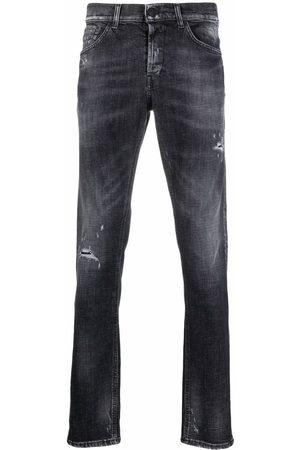 Dondup Slim-cut faded jeans