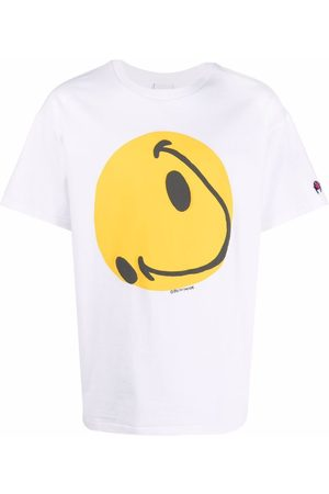 Readymade Collapse Face T-shirt