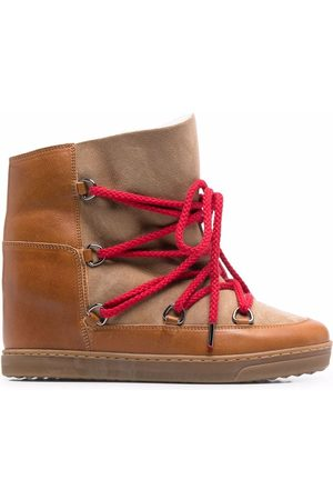 Isabel Marant Nowles lace-up ankle boots