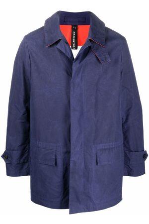 MACKINTOSH TORRENTIAL dry waxed raincoat