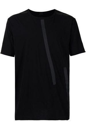ISAAC SELLAM EXPERIENCE Tape-detail short-sleeved T-shirt