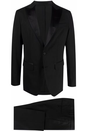 Dsquared2 Single-breasted virgin wool-blend suit