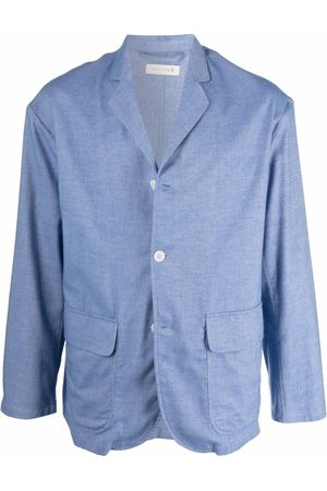 MACKINTOSH Muži Saka - Pembroke cotton-wool blazer