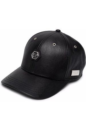 Philipp Plein Kšiltovky - Logo-patch baseball cap