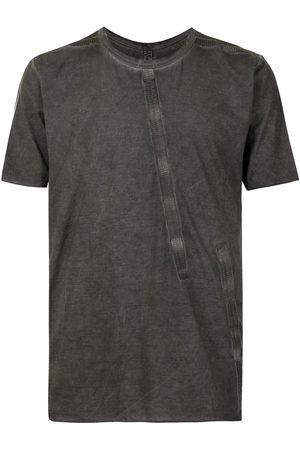 Isaac Sellam Experience Muži S krátkým rukávem - Tape-detail short-sleeved T-shirt
