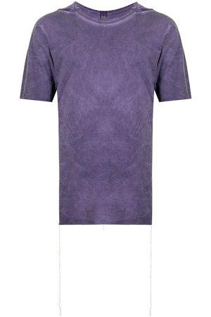 ISAAC SELLAM EXPERIENCE Tape-detail short-sleeved T-shirt§