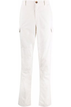 Brunello Cucinelli Muži Kapsáče - Corduroy cargo pants