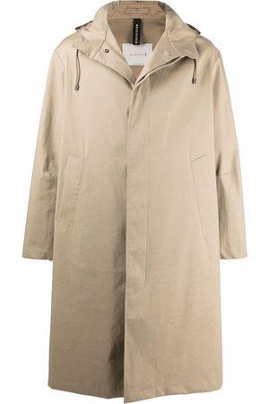 MACKINTOSH Wolfson hooded raincoat