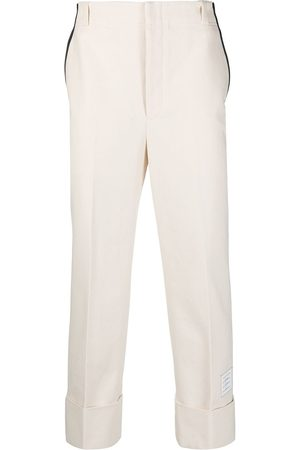 Thom Browne High-waist tailored trousers