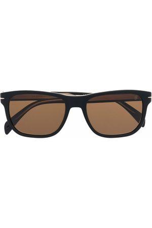 DB EYEWEAR BY DAVID BECKHAM Tinted square-frame sunglasses