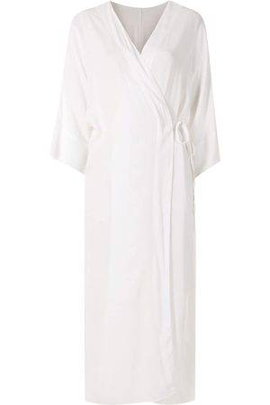Haight Long sleeves beach dress