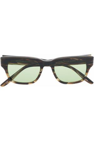 Barton Perreira Tortoiseshell-effect sunglasses
