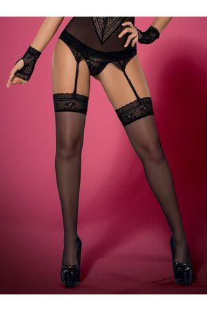 Obsessive Punčochy Picantina stockings - S/M