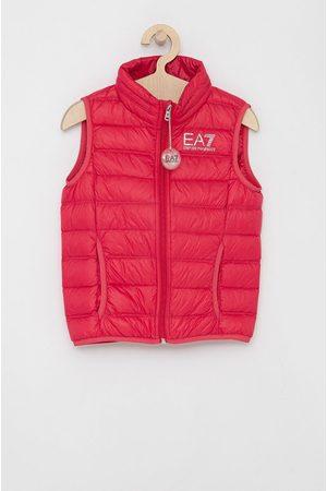 EA7 Dětská vesta 104-164 cm