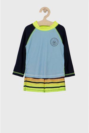 GAP Dětská plavecká sada - košile s dlouhým rukávem a šortky