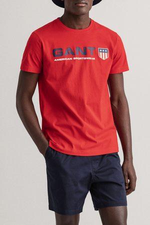 GANT Tričko D2. Retro Shield Ss T-Shirt