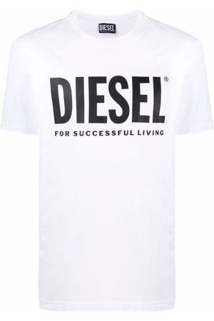 Diesel Logo-print cotton T-Shirt
