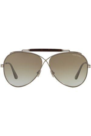 Tom Ford Infinity aviator sunglasses
