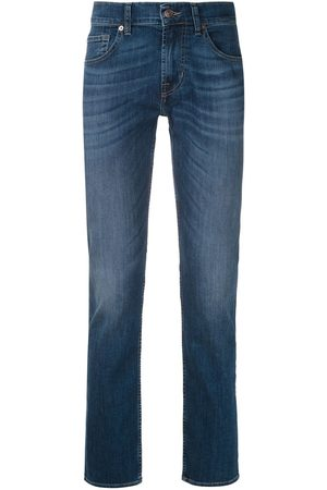 7 for all Mankind Slimmy NY straight jeans