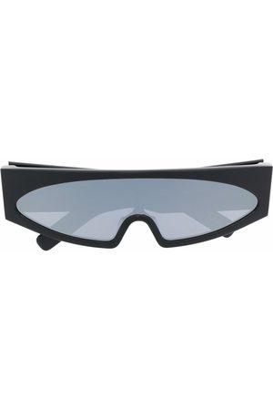 Rick Owens Gene rectangle-frame sunglasses