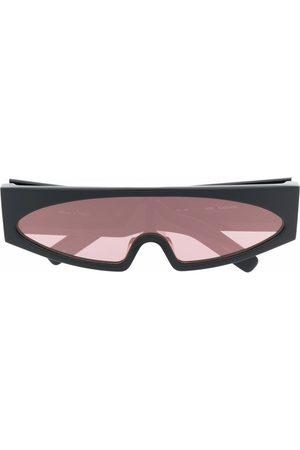 Rick Owens Sluneční brýle - Gene slim D-frame sunglasses