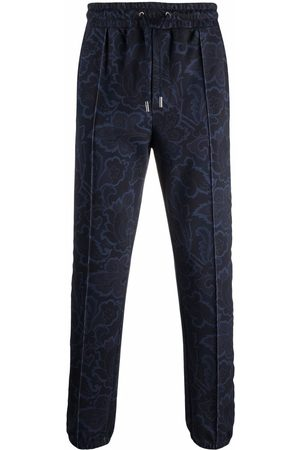 Etro All-over pattern trousers