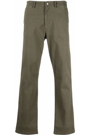 7 for all Mankind Mid-rise straight trousers