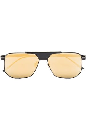 Bottega Veneta Muži Sluneční brýle - Mirrored square-frame sunglasses
