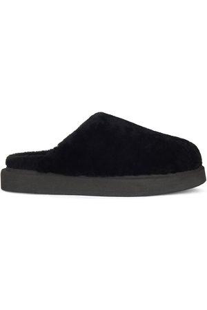 Giuseppe Zanotti Muži Pantofle - Wynter rubber-sole slippers