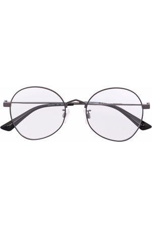 McQ Sluneční brýle - Round-frame glasses